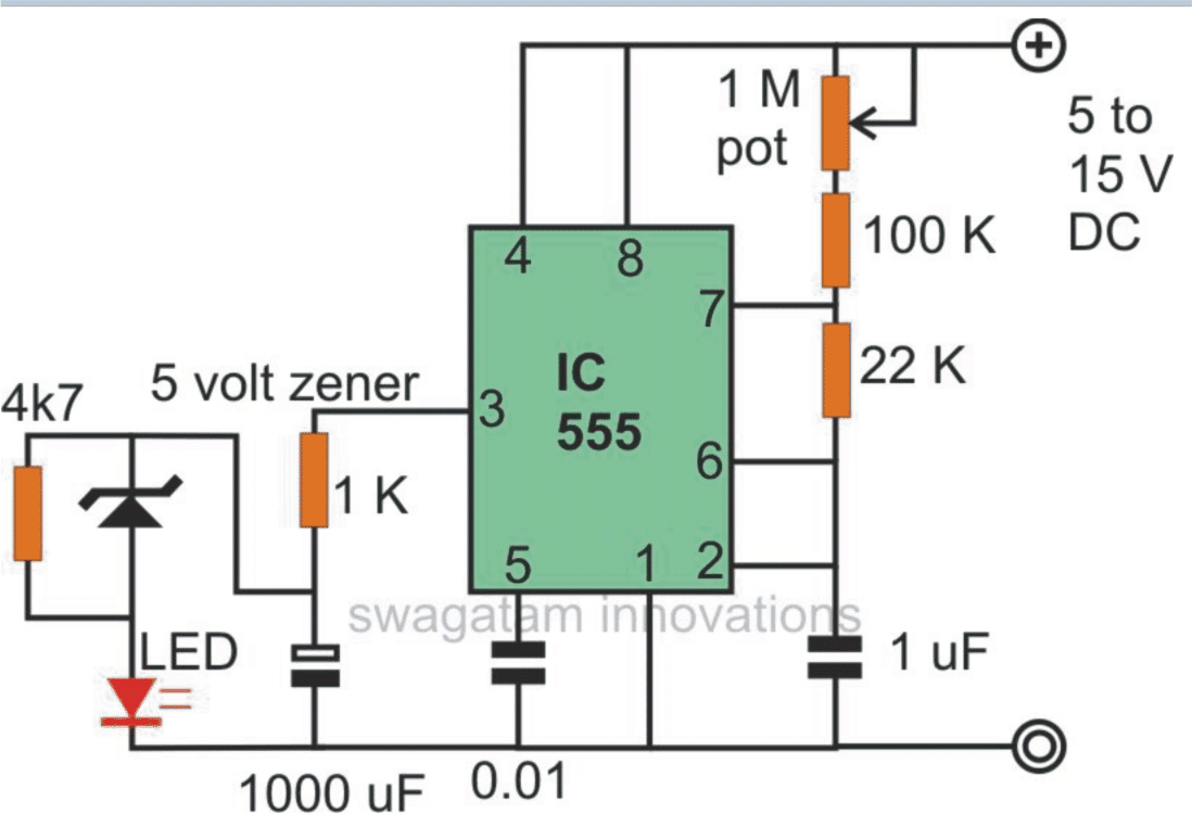 3 Pin Led Wiring Diagram Another Blog About 5 Volt Circuit Flasher Relay 38