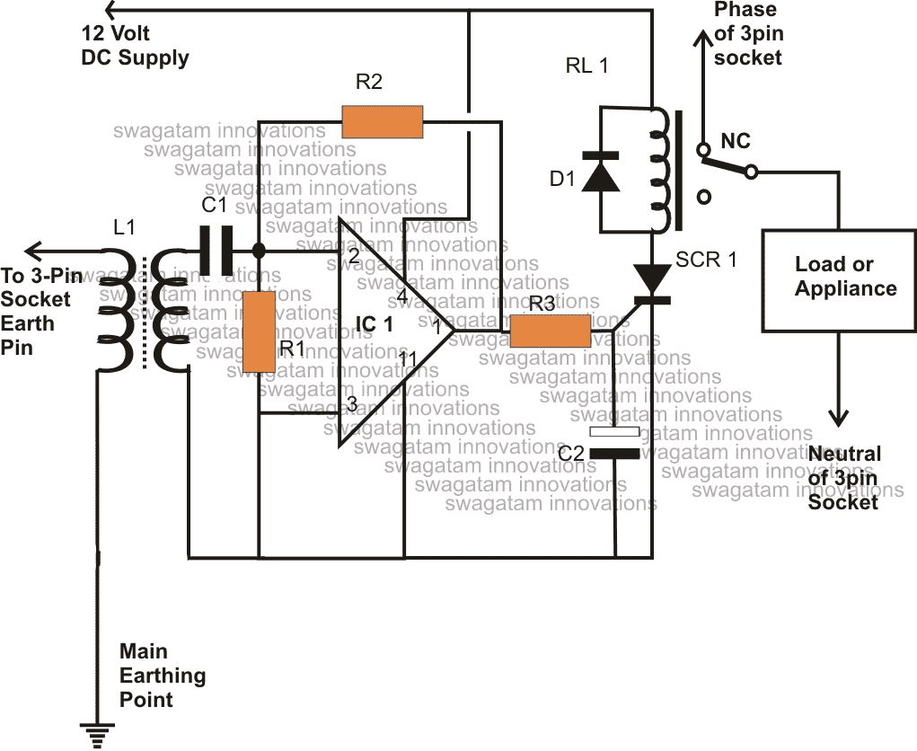 2 simple earth leakage circuit breaker  elcb  explained
