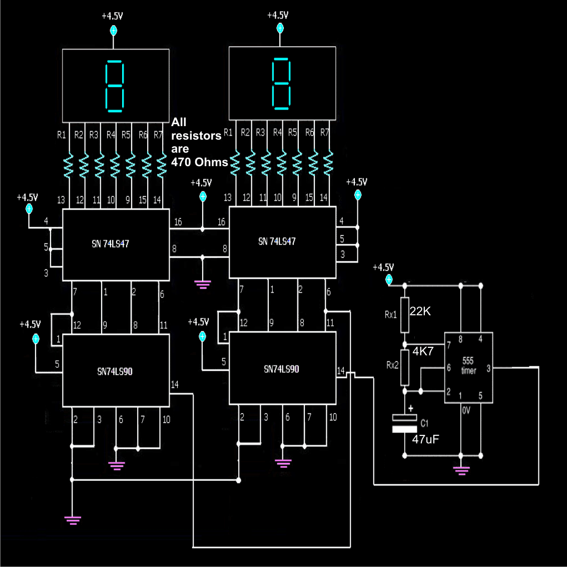 2 Simple Frequency Counter Circuits | Homemade Circuit Projects on ring counter circuit diagram, frequency generator, frequency formula, digital watch circuit diagram, frequency counter flow chart, basic circuit diagram, frequency diagram example,