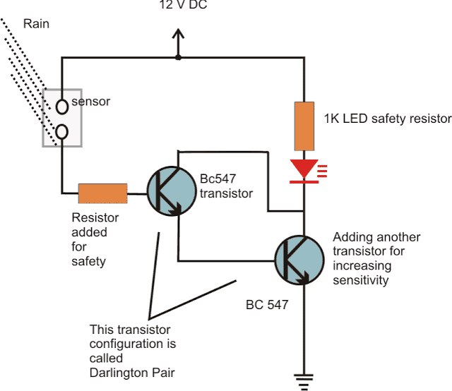 Simple Scr Circuit
