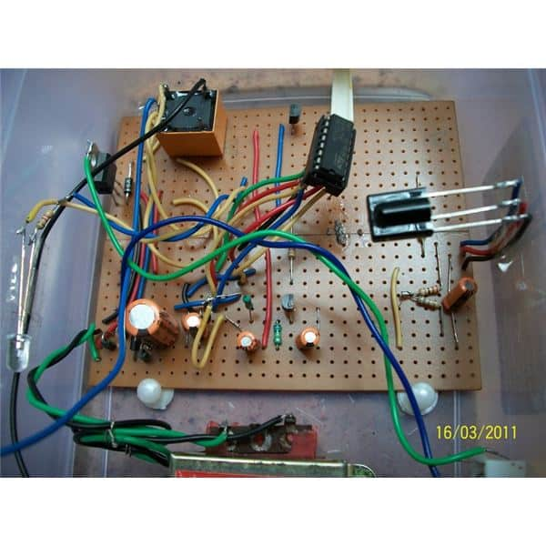 Simple Infrared Ir Remote Control Circuit