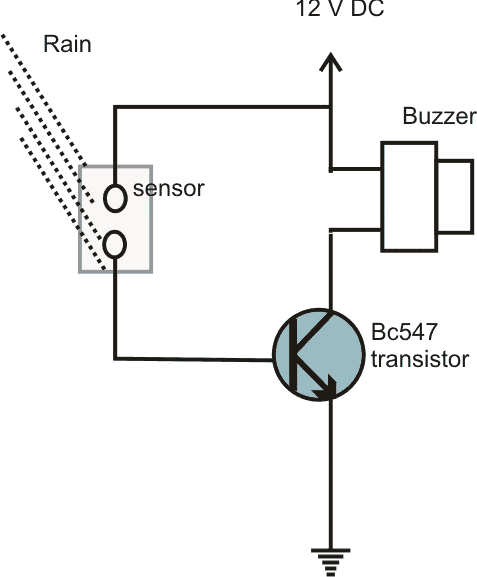 how to configure resistors  capacitors and transistors in
