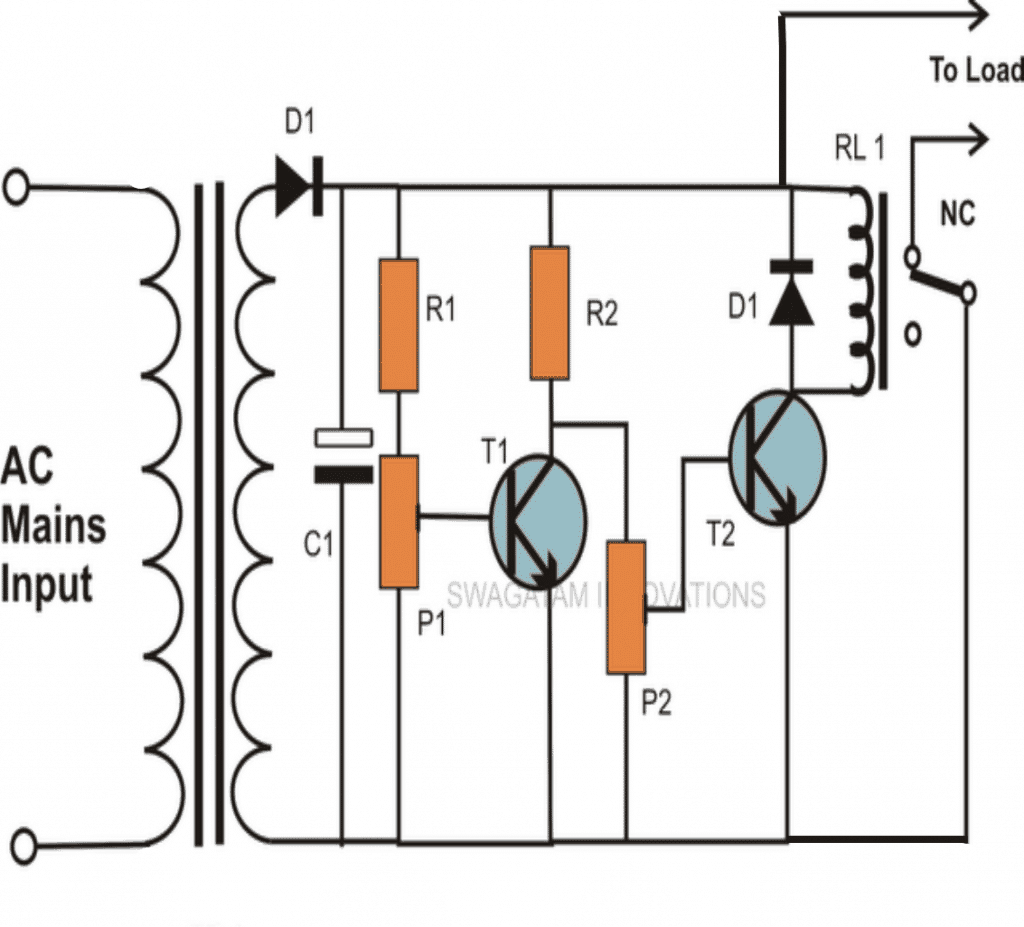 3 Tested 220V High and Low Voltage Cut OFF Circuits Using IC