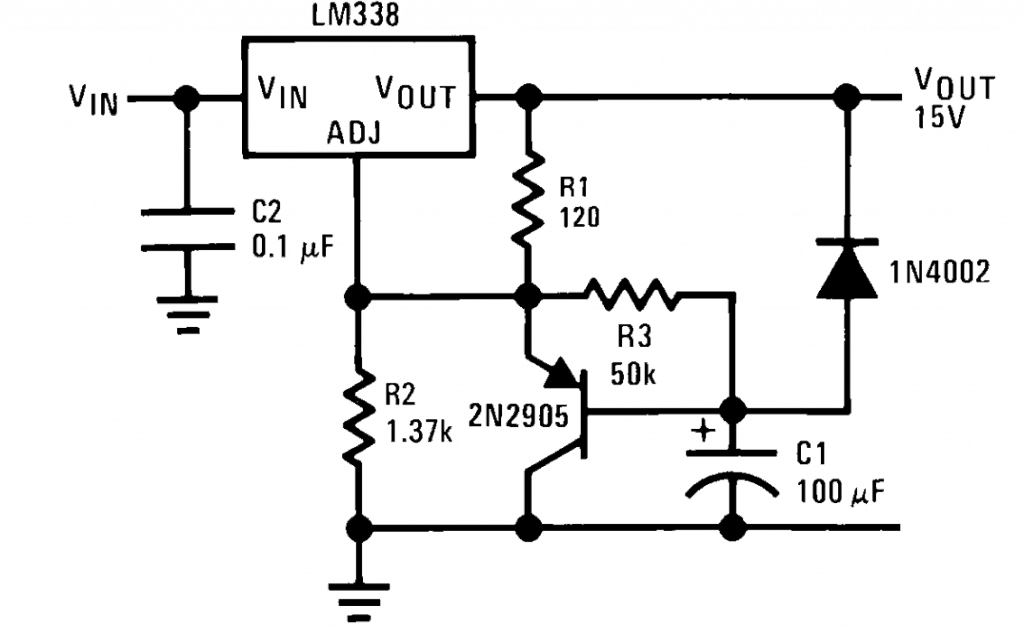 ic lm338 application circuits homemade circuit projects