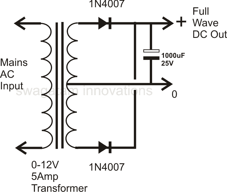 designing power supply circuit