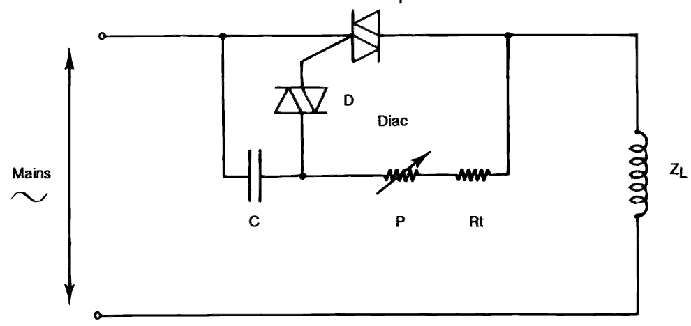 using triacs for controlling inductive loads