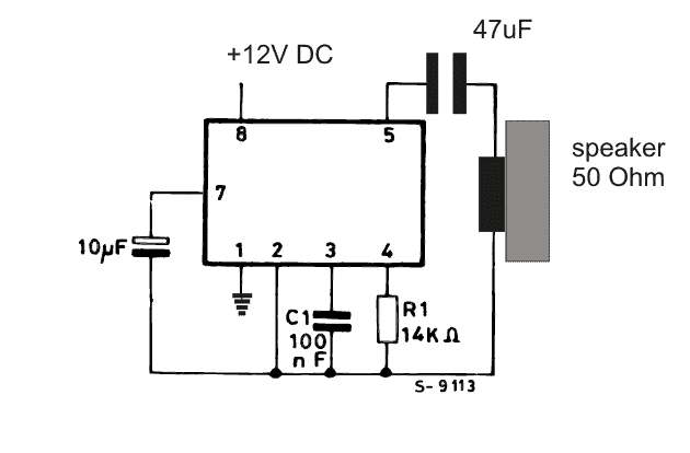 Buzzer Driver Circuit as well Two Tone Ringtone Generator Circuit additionally Index58 in addition How Many Volts Can A 1 Watt 8 Ohm Speaker Take moreover Help With Schematic Pcb Please Properpillar L293d Sn754410. on piezo speaker driver circuit