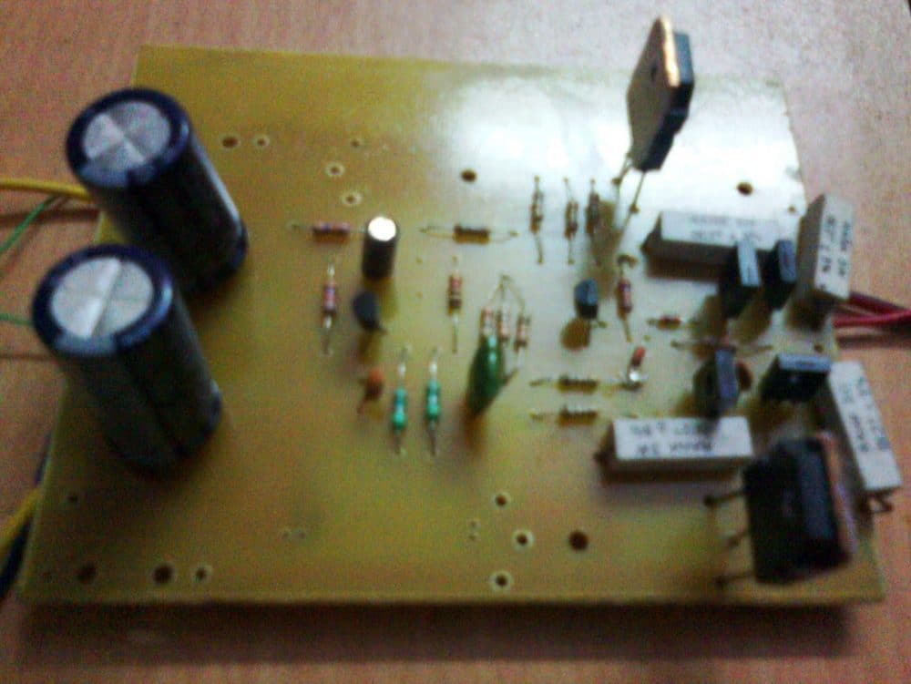 Diy 100 Watt Mosfet Amplifier Circuit Homemade Projects Class A By 2sk1058 For Your Home I Would Suggest You Build This One Instead And Be The Proud Owner Of Outstanding Built Power Unit Which