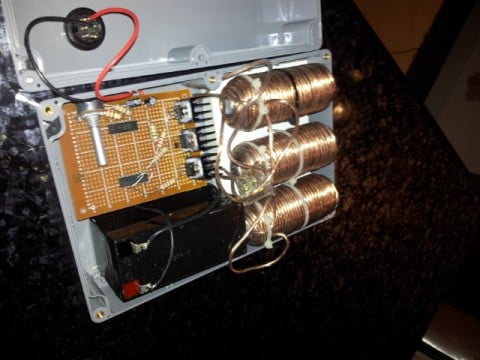 emf pump circuit and go ghost hunting electronic circuit projectsmake this emf pump circuit and go ghost hunting homemade circuitworking tested prototype of emf pump