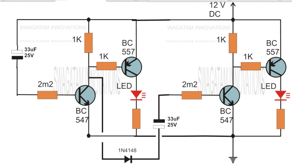 555 One Shot Circuit Diagram Electrical Wiring Timer Diagrams Delay On Make 34