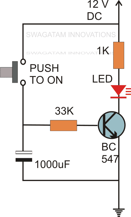 Simple Delay Timer Circuits Explained | Homemade Circuit