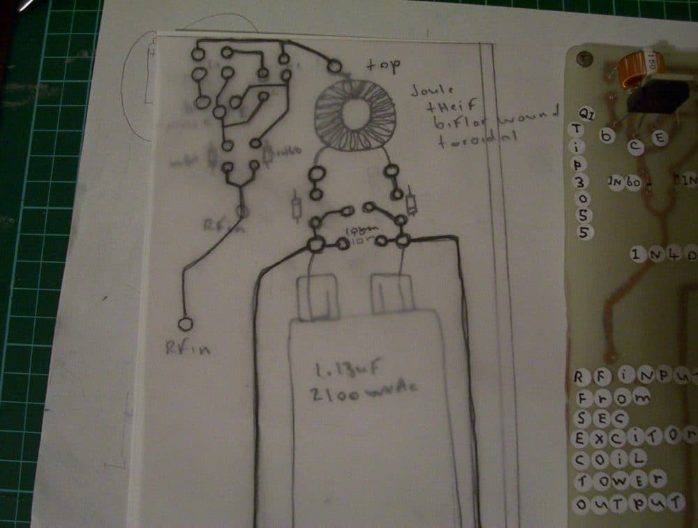 The Circuit Diagram To Right Has Had Some Parts Obscured