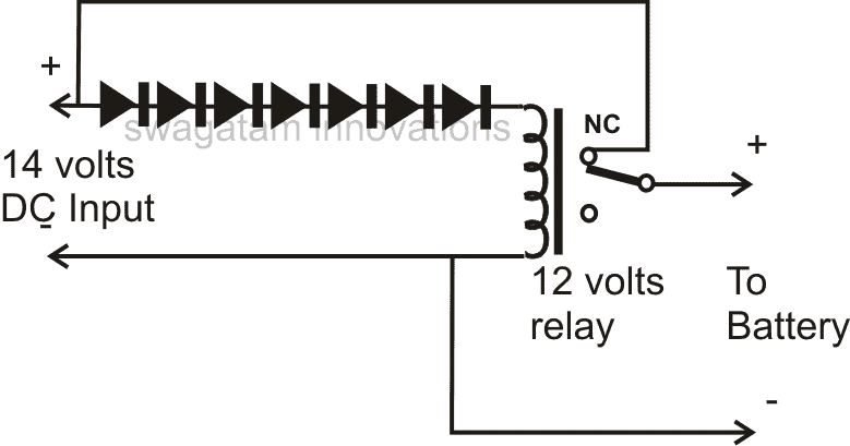 battery relay wiring   20 wiring diagram images