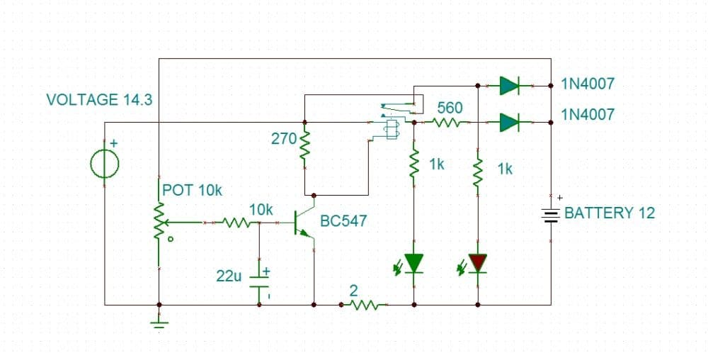 Battery charger circuit problems troubleshooting discussed troubleshooting battery charger circuit problems publicscrutiny Images