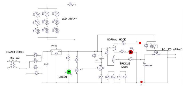 Troubleshooting Battery Charger Circuit Problems