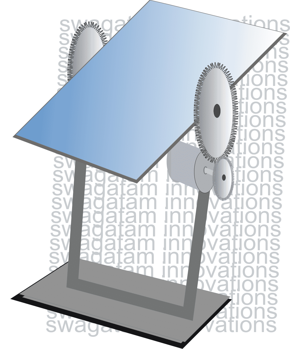 Single Axis Solar Tracker System
