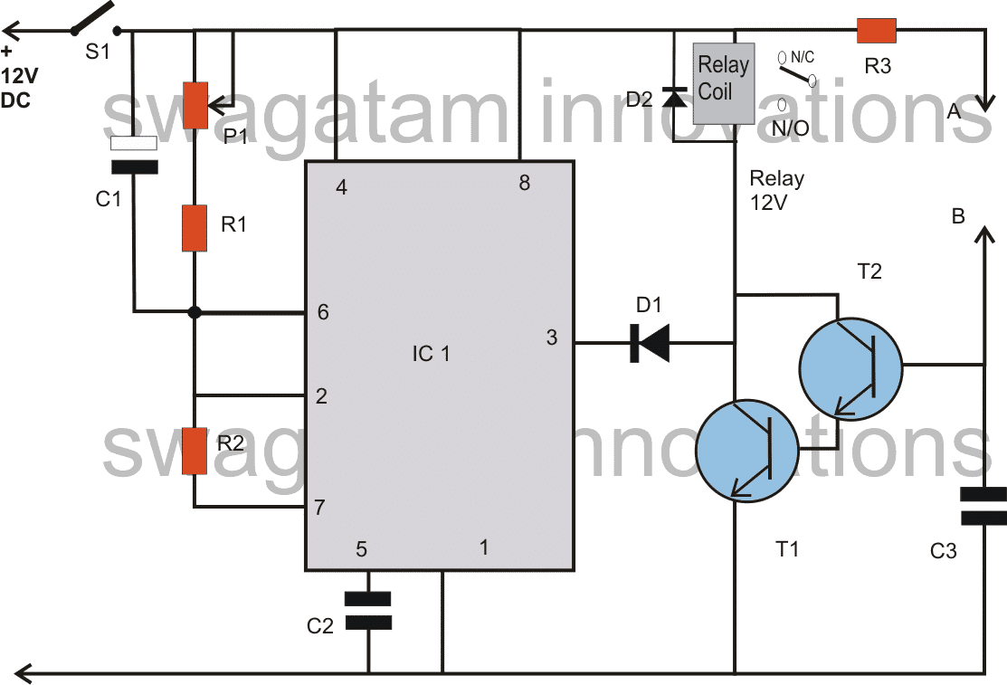 Colorful Fire Alarm Circuit Using Ldr Model - Everything You Need to ...