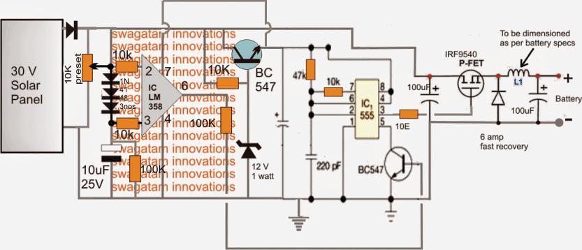 Homemade Solar Mppt Circuit Poor Man S Maximum Power