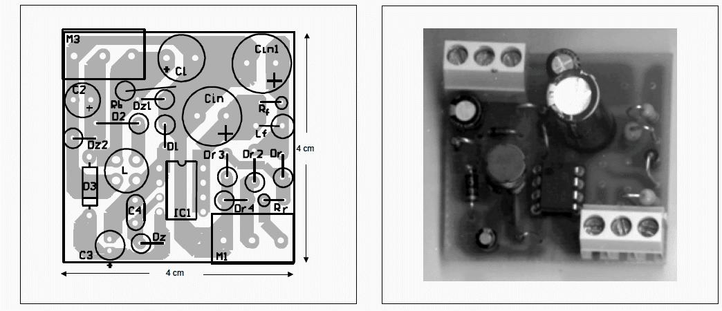 5v 12v Buck Converter Circuit Smps 220v Homemade