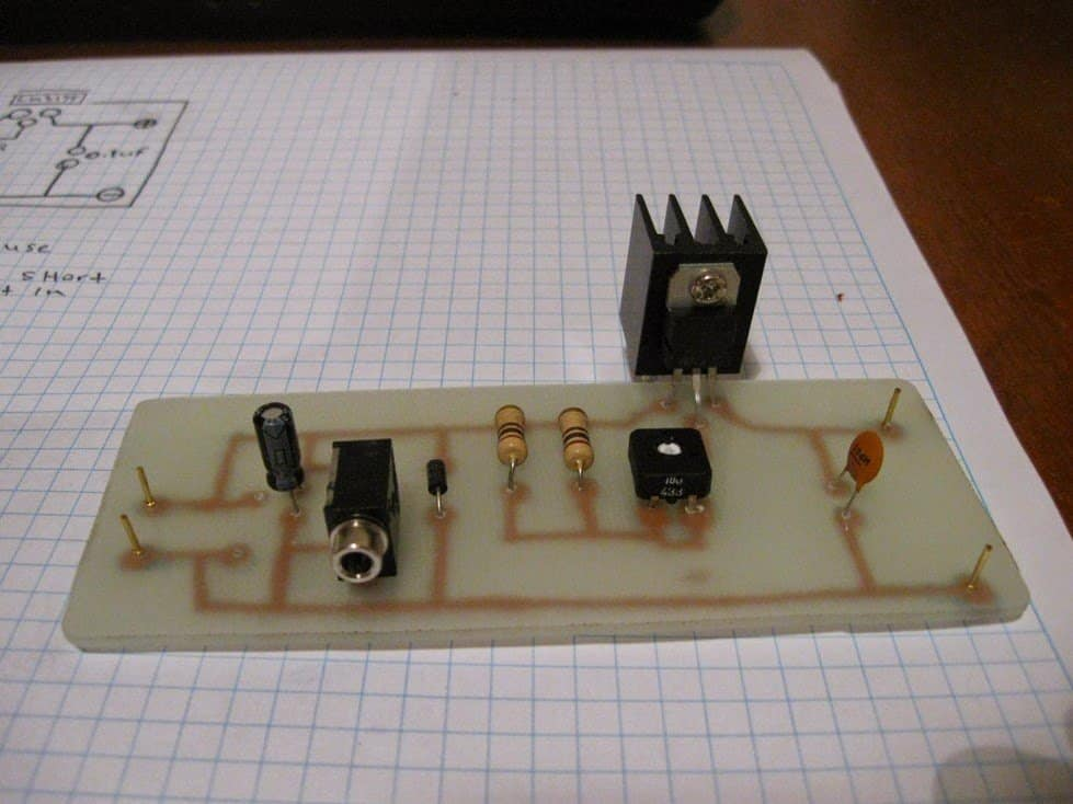 Simple Relay Switch