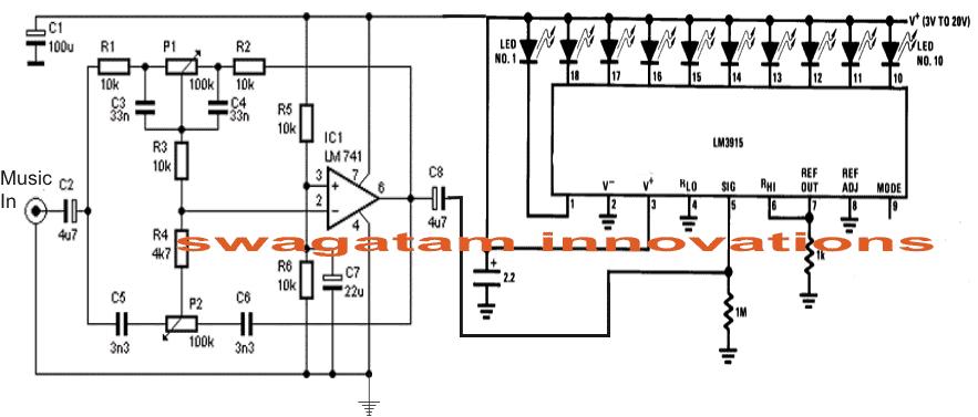 Image Result For Diy Amplifier Diagrama