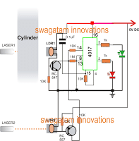 Industrial Motion Sensor Circuit