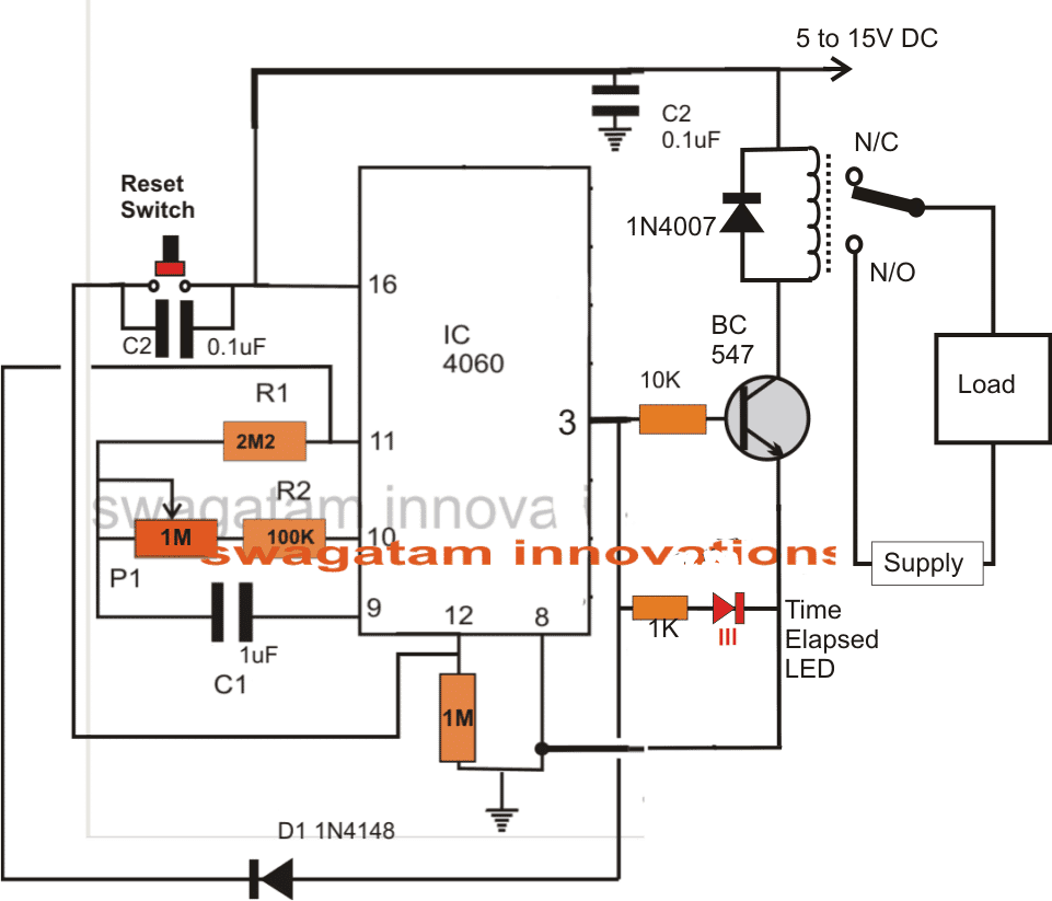 Industrial Timer Relay Circuit Schematic Get Free Image About Wiring