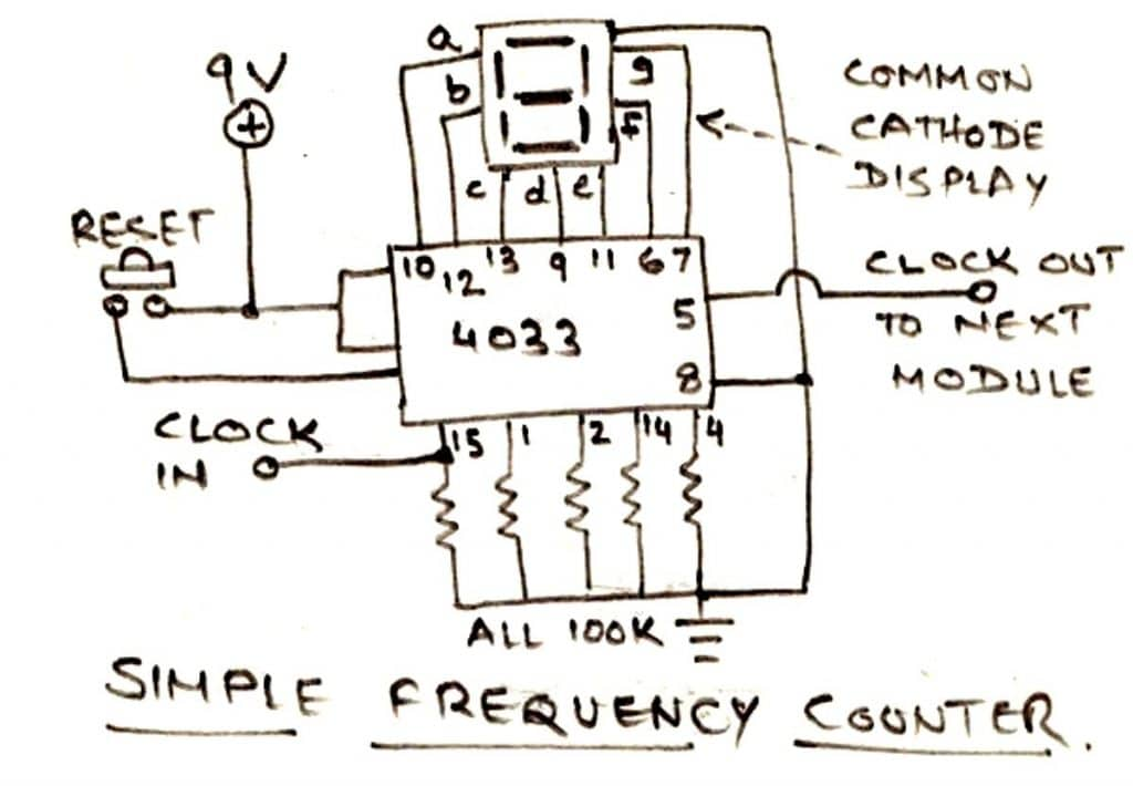 1 To 10 Minutes Timer Circuit Homemade Projects 7 Segment Pcb Layout
