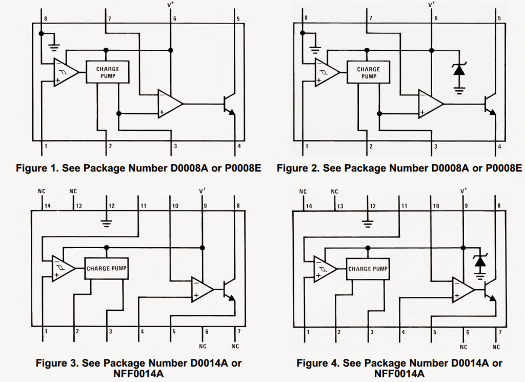 frequency to voltage converter ic lm2907  lm2917 datasheet