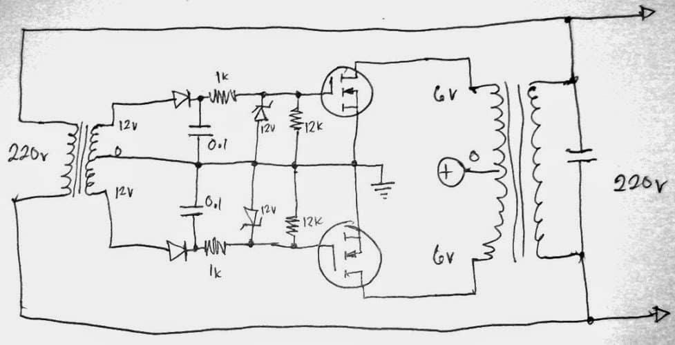 Grid инвертор своими руками 66