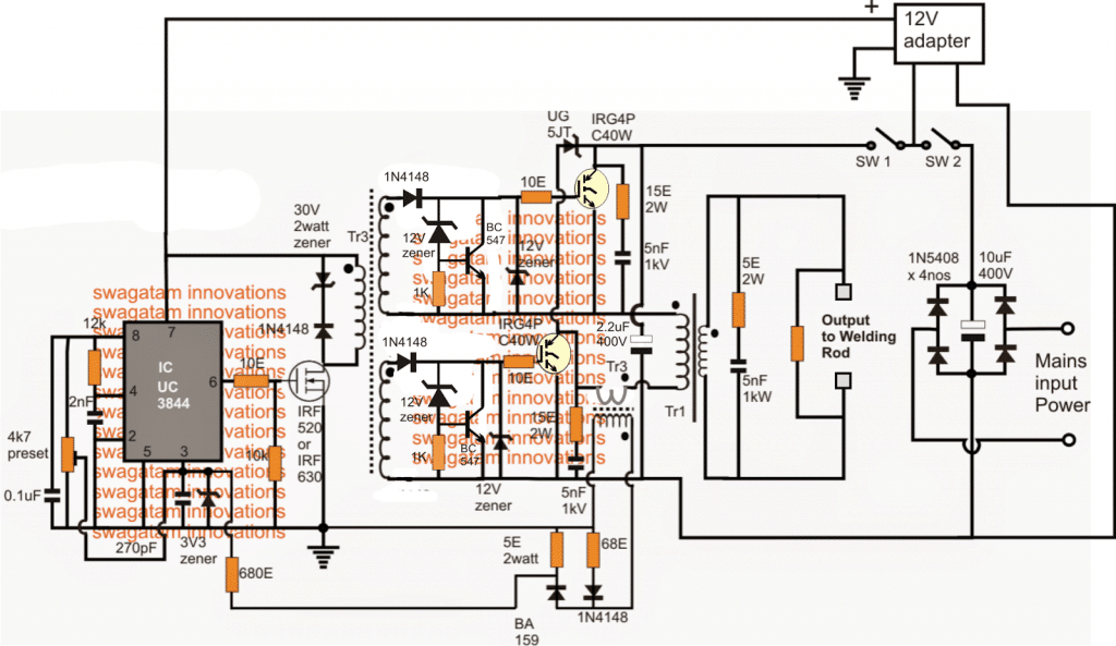 welder inverter circuit diagram owner manual \u0026 wiring diagramsmps welding inverter circuit homemade circuit projects inverter welding machine circuit diagram pdf welder inverter circuit diagram