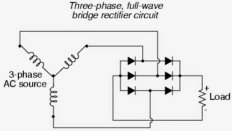 [SCHEMATICS_4FD]  How to Convert 3 phase AC to Single phase AC | Homemade Circuit Projects | Ac 3 Phase 220v Wiring Diagram |  | Homemade Circuit Projects