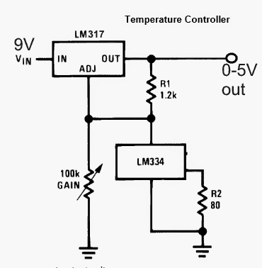 Views likewise Digital Temperature Sensor Schematic additionally Transducer Sensor Excitation And Measurement Techniques as well 2003 Nissan Frontier Air Conditioning Diagram Wiring furthermore Temperature Controlled Fan Schematic. on thermistor wiring diagram