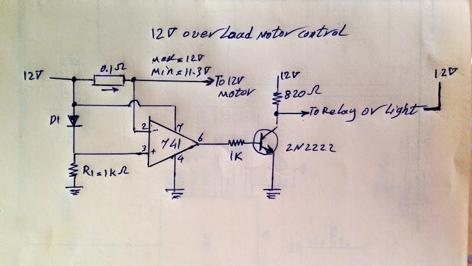 Analyzing the implementation of an opamp based current controller circuit design