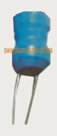 buzzer coil for piezo tranducer