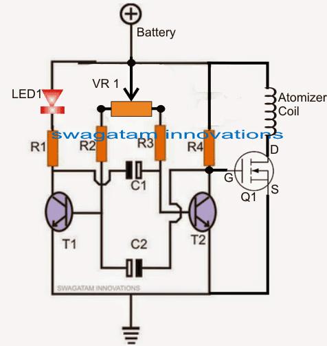 atomizer wiring diagram everything wiring diagram