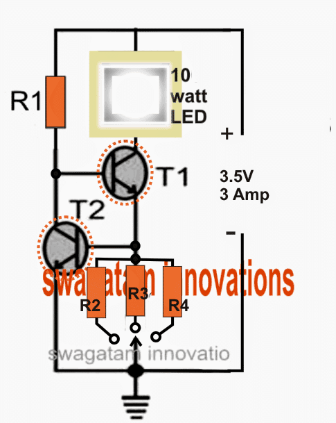 Cree Led Wiring Diagram Wiring Diagram Data Val