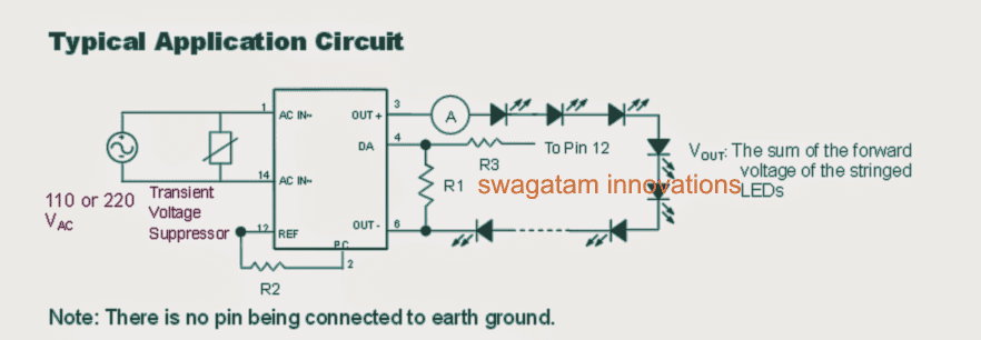 Led Transformer Wiring Diagram from homemade-circuits.com
