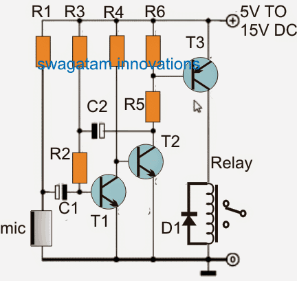 sequential sound activated switches circuit diagram on wiring diagram rh 16 jkpolyt coolerbayer de