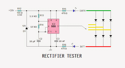 motorcycle regulator, rectifier circuit