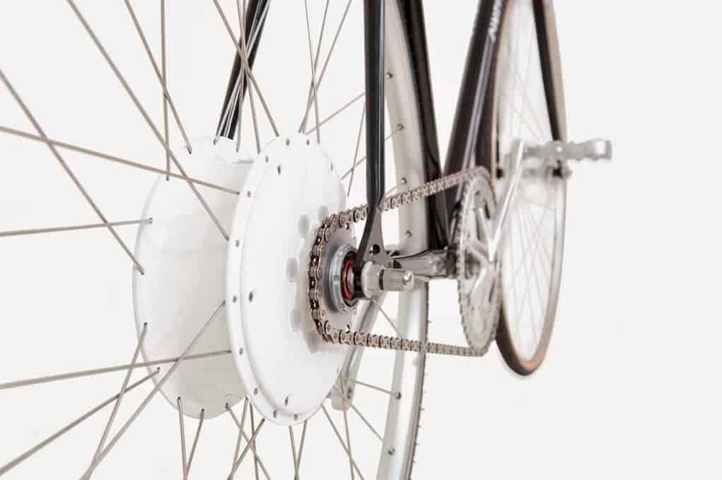 Free Electricity Bicycle Rear Wheel Mechanism for Regenerative