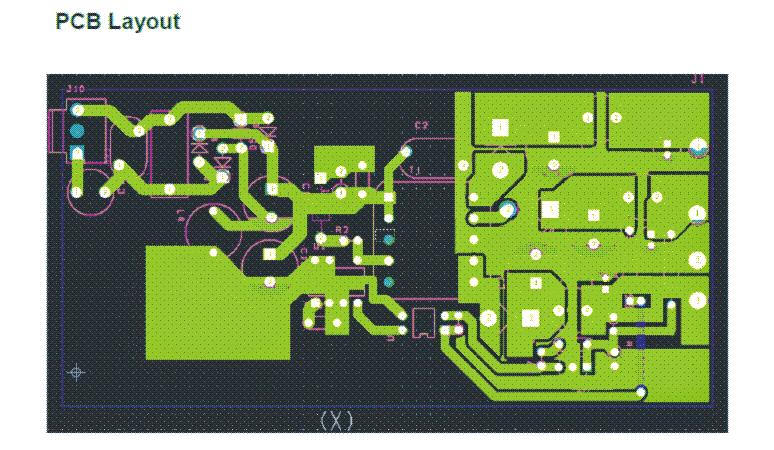 3.3V, 5V, 9V PCB Design