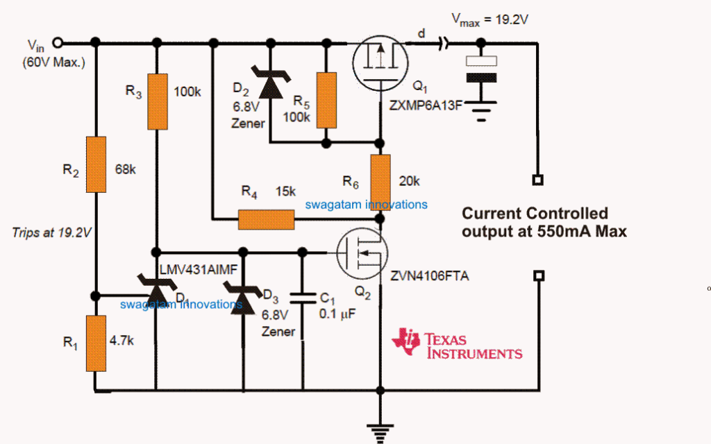Over Voltage Protection For Automotive Load Dump