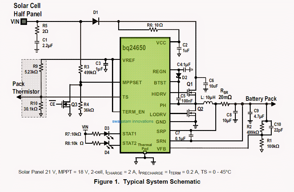 Best 3 Mppt Solar Charge Controller Circuits For Efficient