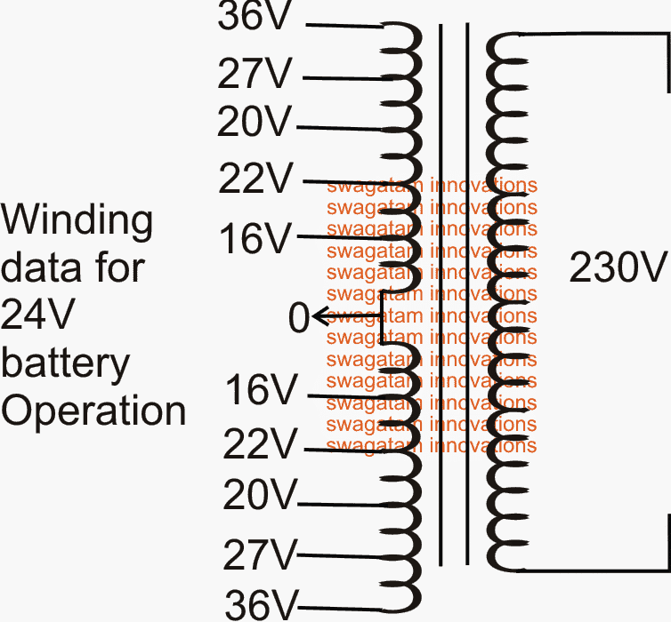 Multilevel 5 Step Cascaded Sine Wave Inverter Circuit