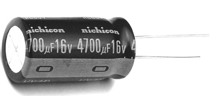 electrolytic capacitor 4700uF