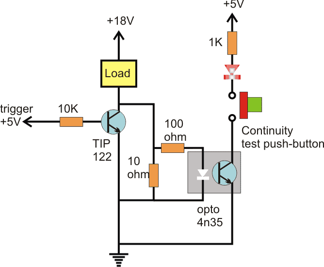 Electric Match (Ematch) Circuit