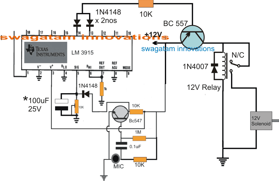 The above circuit can be used for roughly determining the weight of the coin by allowing the coin to strike on an electret mic and then measuring the ...