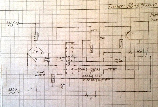 IC 4060 Timer Latching Problem [Solved]