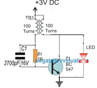 how a blocking oscillator circuit works